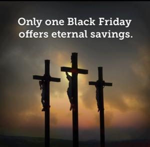 One Black Friday