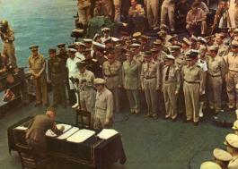 1945_Japanese-surrender