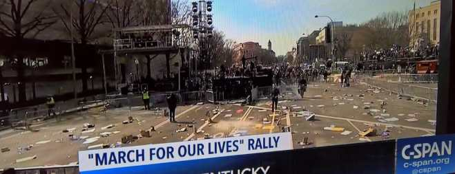 march-for-our-lives-trash