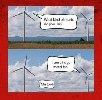Heavy-metal-windmill